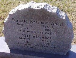 Donald Branson Abel