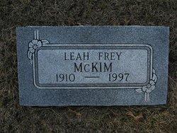 Leah Burchel <i>Hofmann</i> McKim