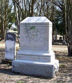 Cora V <i>Beard</i> Stinson