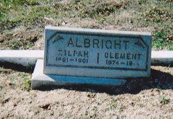 Clement Albright