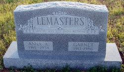 Wilkes Garnet Lemasters