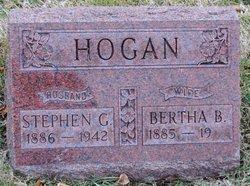 Bertha <i>Bogart</i> Hogan