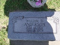 William Daniel Anderson