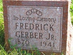 Fredrick Gerber, Jr