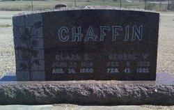 Clara E. Chaffin