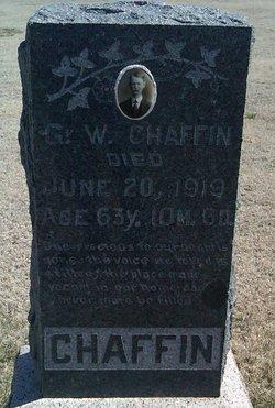 George Washington Chaffin