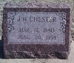 J. W. Chester