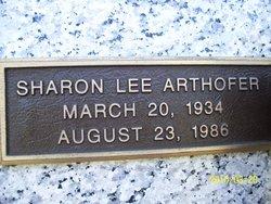 Sharon Lee Arthofer