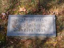 Fredrick Johnson Alderman