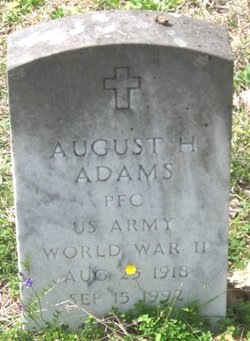 August H Adams