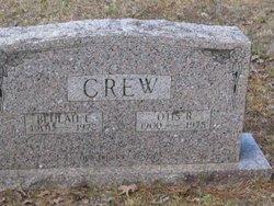Otis R Crew