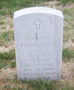 Gary E Famuliner