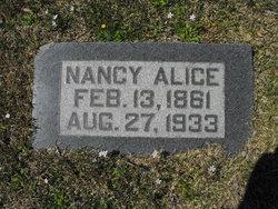 Nancy Alice <i>Lasater</i> Blevins