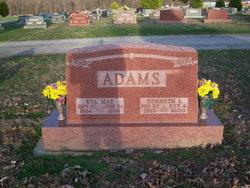 Eva Mae <i>Galloway Tate</i> Adams