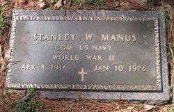 Rev Stanley Wilson Manus