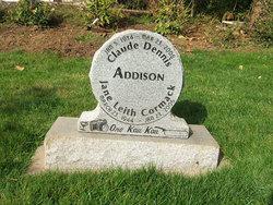 Claude Dennis Addison