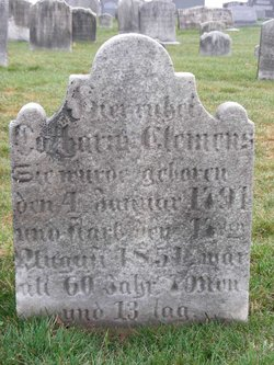 Catherine <i>Oberholtzer</i> Clemens
