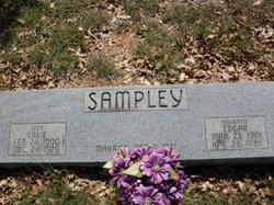 Lillie E <i>Leatherwood</i> Sampley