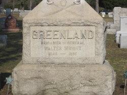 Walter Wright Greenland, Sr