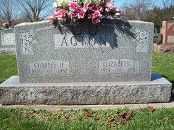 Elizabeth F <i>Smith</i> Acton