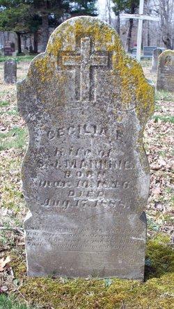 Cecilia Elizabeth <i>Vessels</i> Manning
