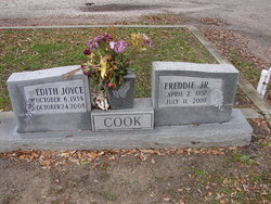 Edith Joyce <i>Dedeaux</i> Cook