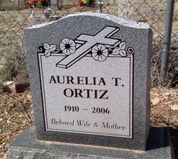 Aurelia <i>Tafoya</i> Ortiz