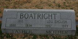 Lou English Boatright
