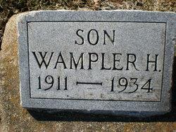 Wampler Harrison Wetsel