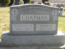 Clarence W Chapman