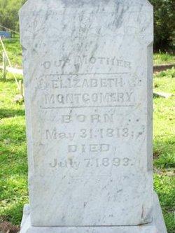 Elizabeth Betsy <i>Ravenscroft</i> Montgomery