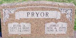 James Jesse Pryor