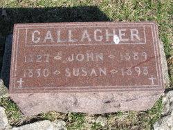 Susan <i>McGonigle</i> Gallagher