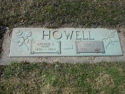 Ada Frances <i>Johnson</i> Howell