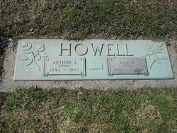 Arthur James Howell