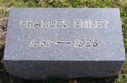 Charles Ceymour Emley