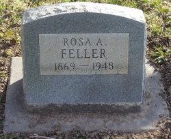 Rosa Angeline <i>Webster</i> Feller