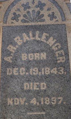 Albert Rhett Ballenger, Sr