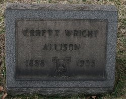Errett Wright Allison