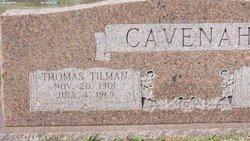 Thomas Tilman Cavenah