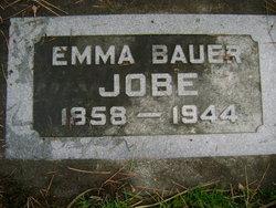Emma <i>Bauer</i> Jobe