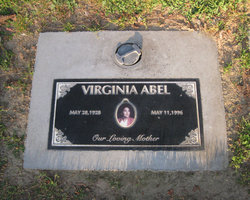 Virginia <i>Mendez</i> Abel