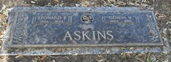 Geneva Viola <i>Cavaness</i> Askins