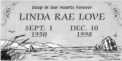 Linda Rae <i>Sullivan</i> Love