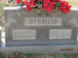 Gladys Aretta Bishop
