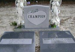 James Elias Champion