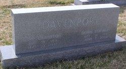 Doris E <i>Stanbery</i> Davenport