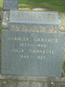 Julia <i>Guist</i> Carratte