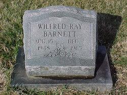Wilfred Ray Barnett