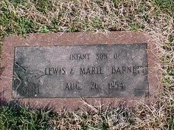 Infant Son Barnett